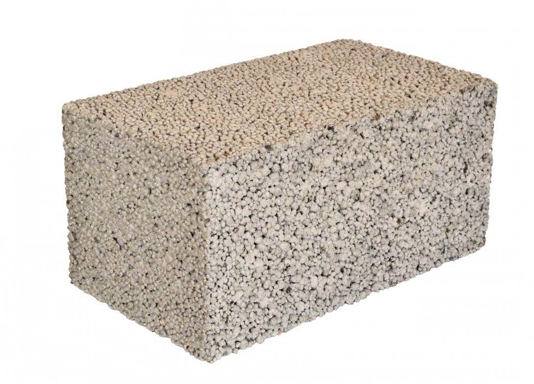блок керамзитобетонный 200х200х400 цена